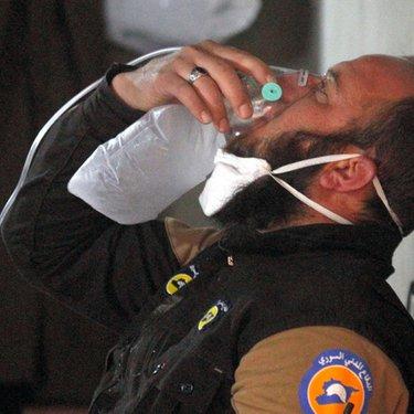 بيان مشترك من الدفاع المدني السوري ومديرية صحة ادلب حول مجزرة خان شيخون بريف إدلب