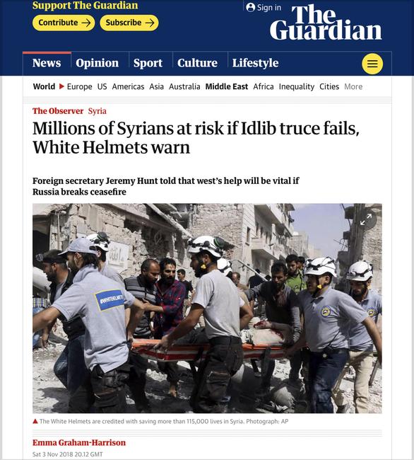 Guardian report